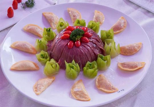 老浦家杯火腿烹饪大赛部分参赛作品