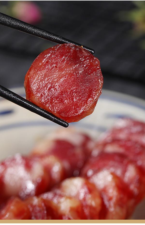 宣威亚搏视频下载广味腊肉香肠