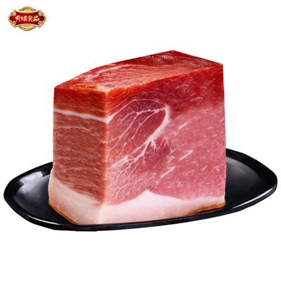 老浦家宣威火腿肉块1kg装