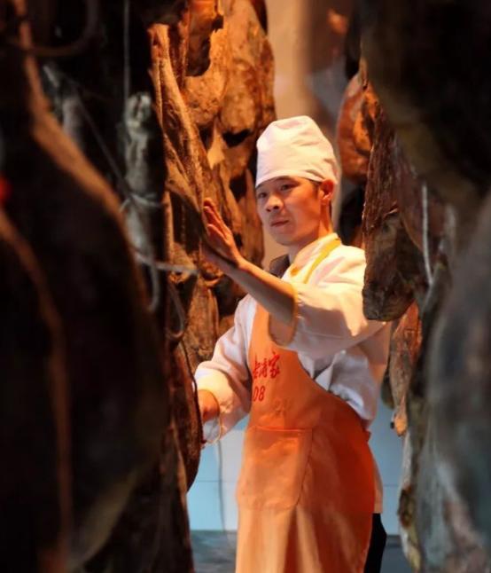 火腿发酵过程监控