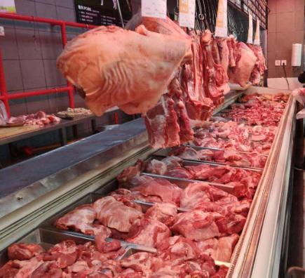 全国猪肉价格有所下降,年前能降到多少钱一公斤呢?