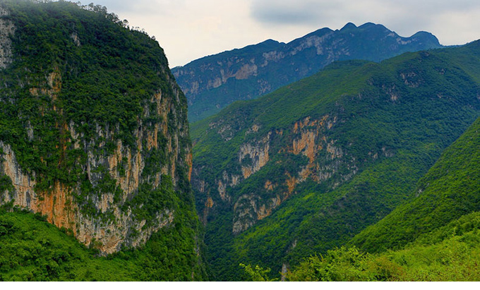 宣威自然环境风貌