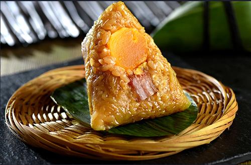 老浦家蛋黄鲜肉粽