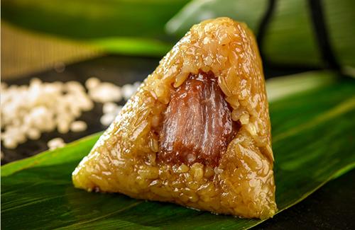 老浦家火腿鲜肉粽