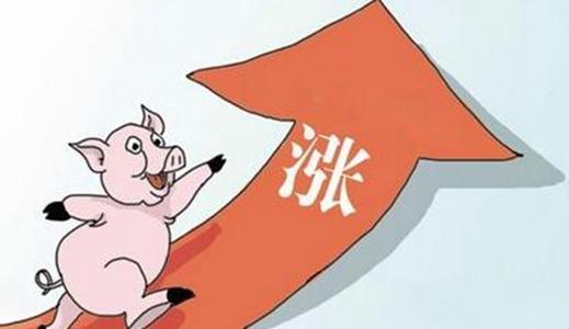 云南省9月份猪肉价格上涨74.3%
